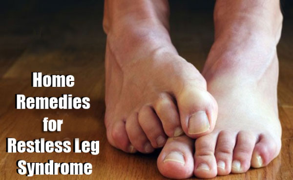 restless leg syndrom home remedy