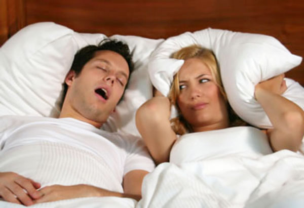 Snoring Partner Help: How to Sleep with a Snorer